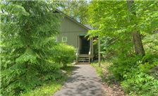 New Castle (One Bedroom Cabin) - Blueberry Ridge Mountain Homes