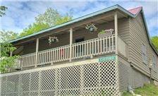 Cayford Cabin on Historic Row