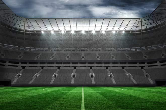 Lane Stadium of Pembroke Virginia Lodge