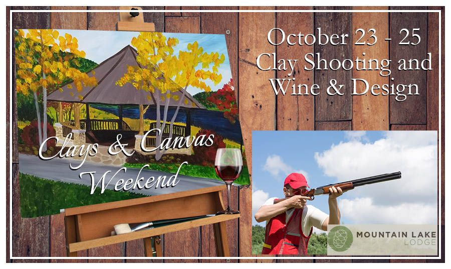 Clays and Canvas Weekend 2020