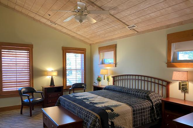 Two Bedroom Cabins in Mountain Lake Lodge, Virginia