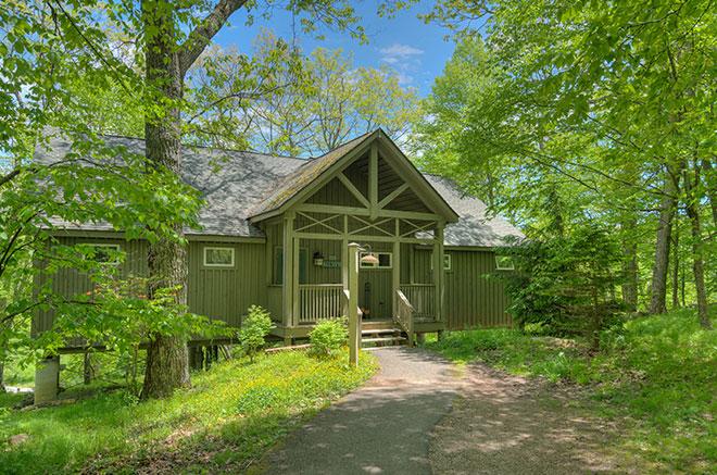 Three Bedroom Cabins in Mountain Lake Lodge, Virginia
