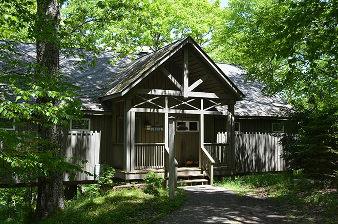 Three Bedroom Cabins in Mountain Lake Lodge, Virginia