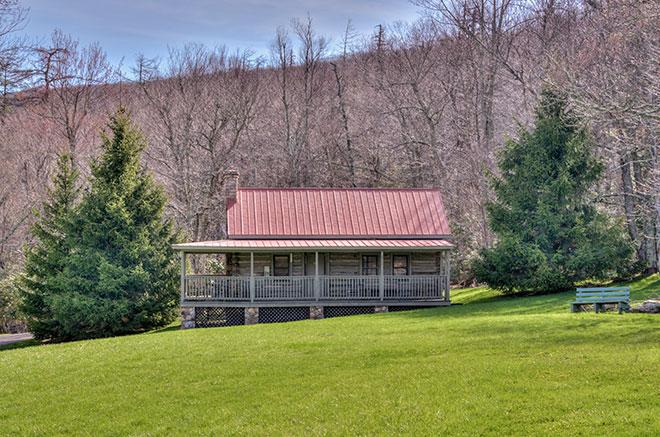 Lake Cottage at Mountain Lake Lodge, Virginia