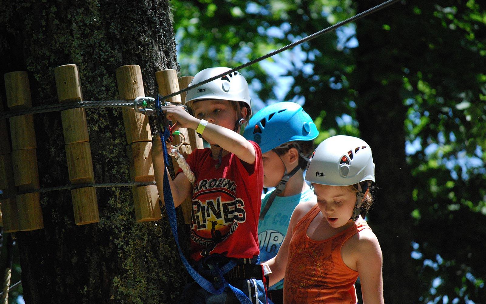 Adventure Center at Mountain Lake Lodge, Pembroke, VA