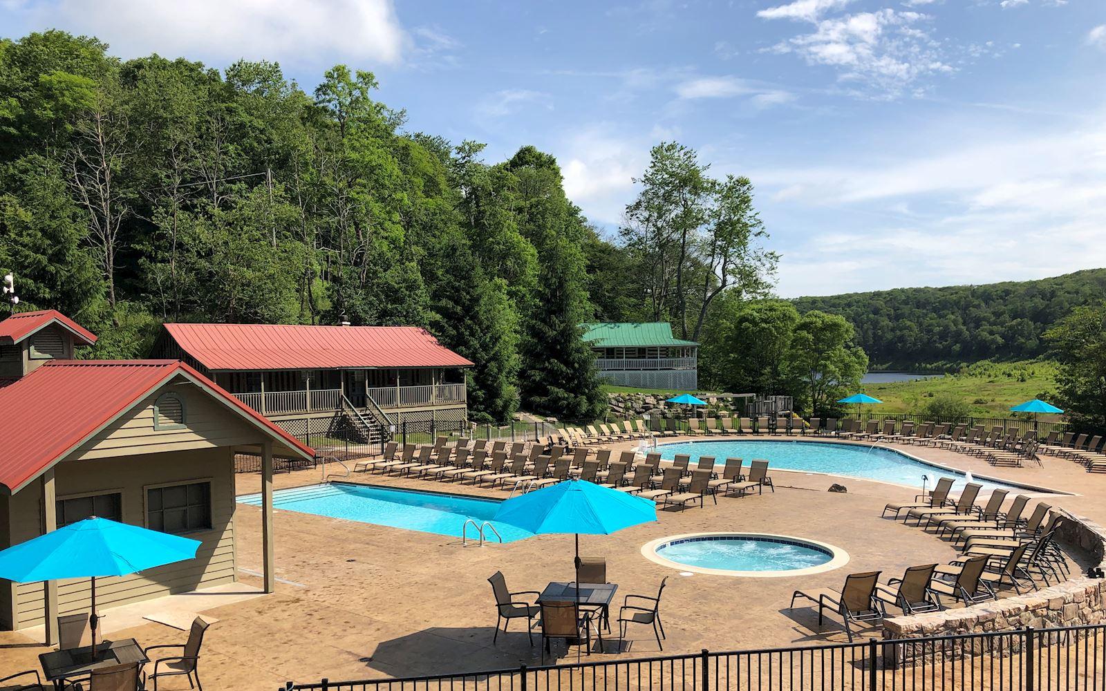 Mountain Attractions In Virginia - Mountain Lake Lodge