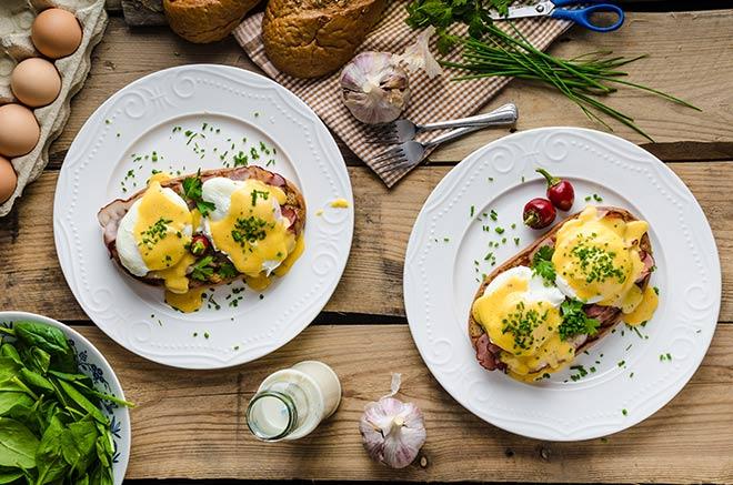 Bed & Breakfast Package at Pembroke Virginia Lodge