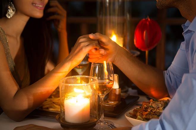 Date Night Package in Pembroke Virginia Lodge