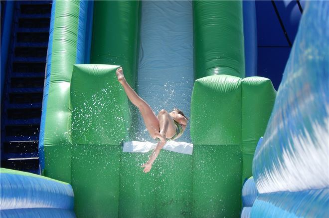 Slide Into Summer Package at Mountain Lake Lodge, Pembroke