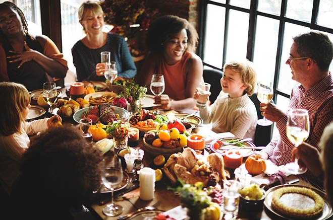Thanksgiving Package at Pembroke Virginia Lodge