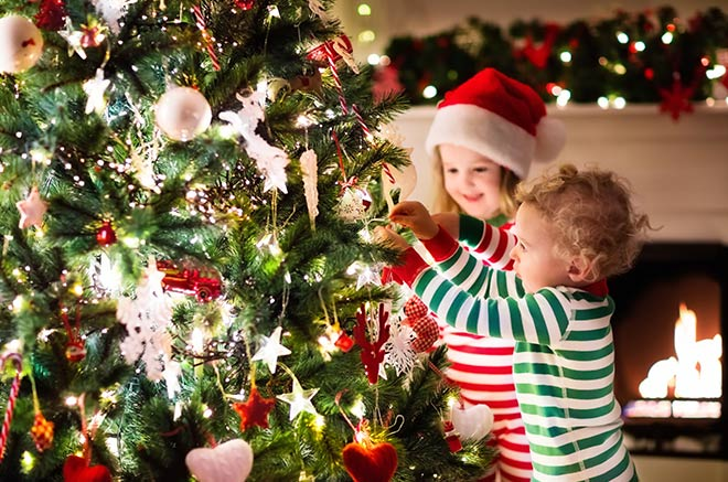Warmth of the Holidays Package in Pembroke Virginia Lodge