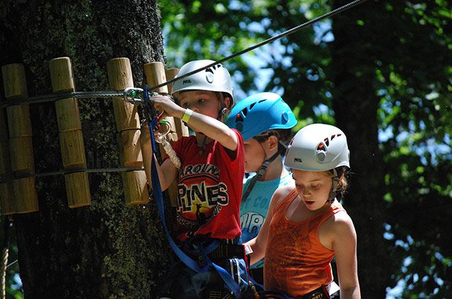 Adventure Center in Mountain Lake Lodge