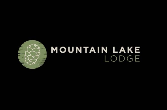 The Lake of Mountain Lake Lodge