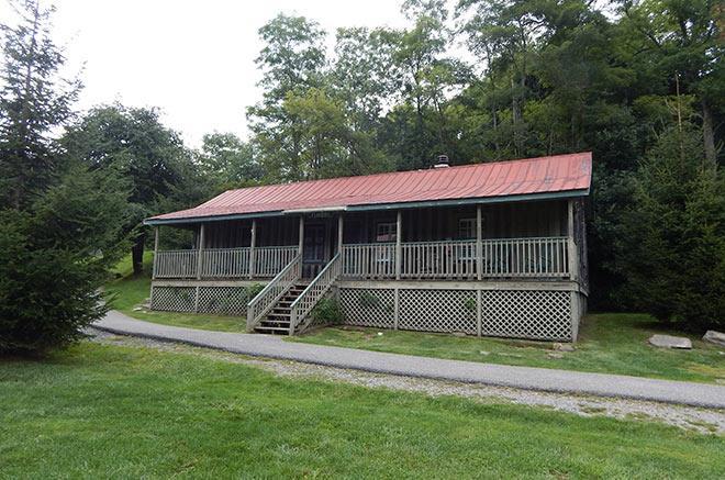 Florida Cottage of Mountain Lake Lodge, Virginia