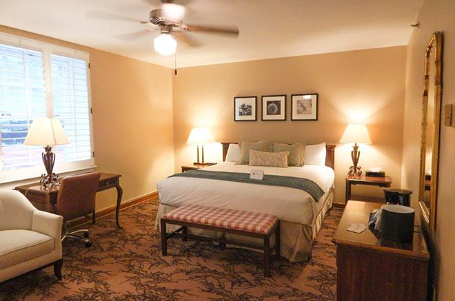 junior Suite of Mountain Lake Lodge, Virginia