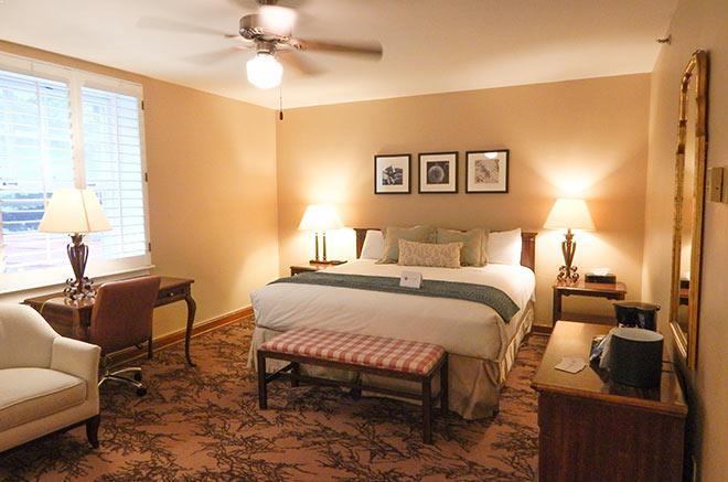 junior Suite of Mountain Lake Lodge, Virginia