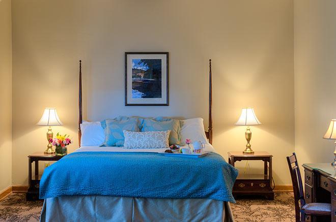 Parlor Suite of Mountain Lake Lodge, Virginia